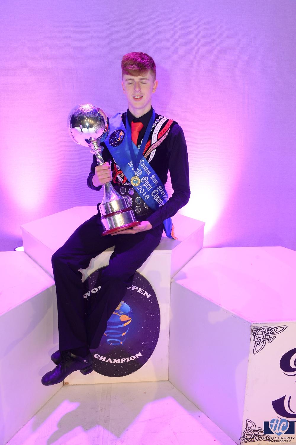 Under 17 Boys Championship winner