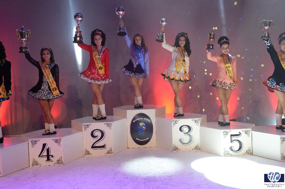 Under 18 Girls Championship