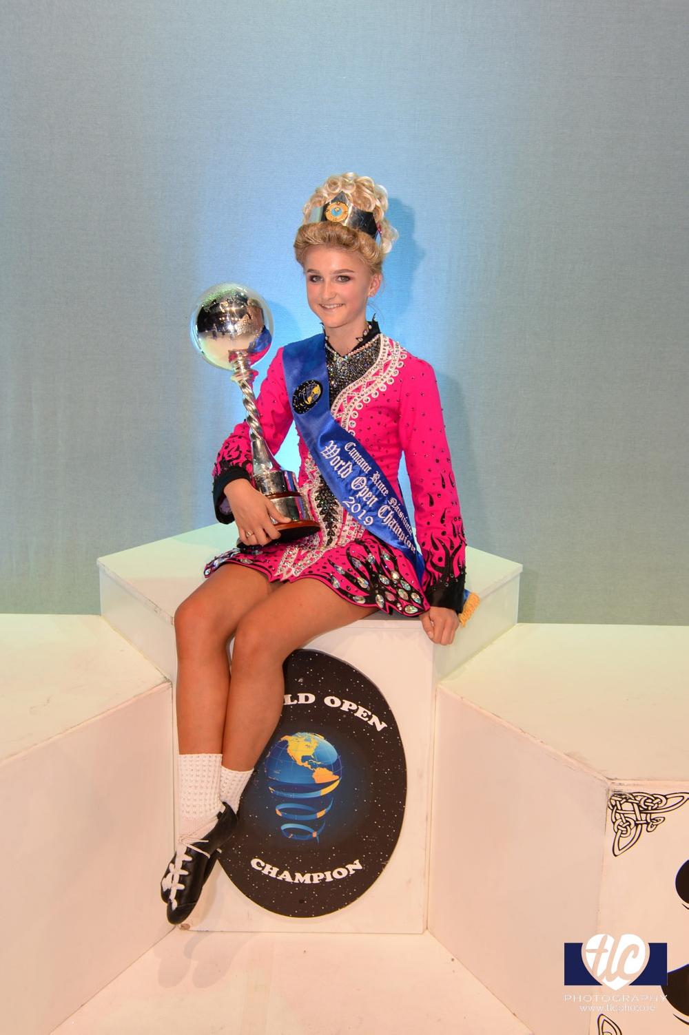 Girls Under 15 World Champion