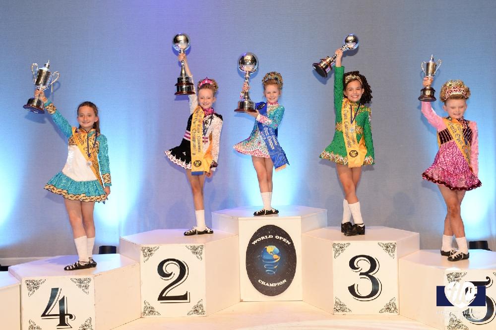 Girls Under 9 Championship