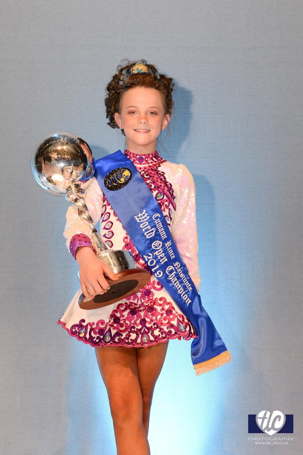 Girls Under 10 World Champion