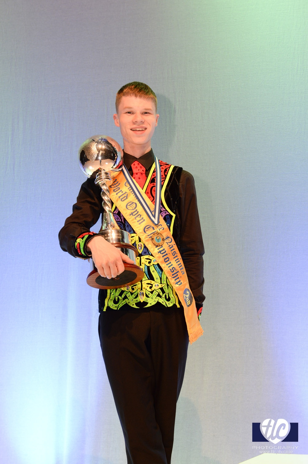Gents Under 19 prize winner
