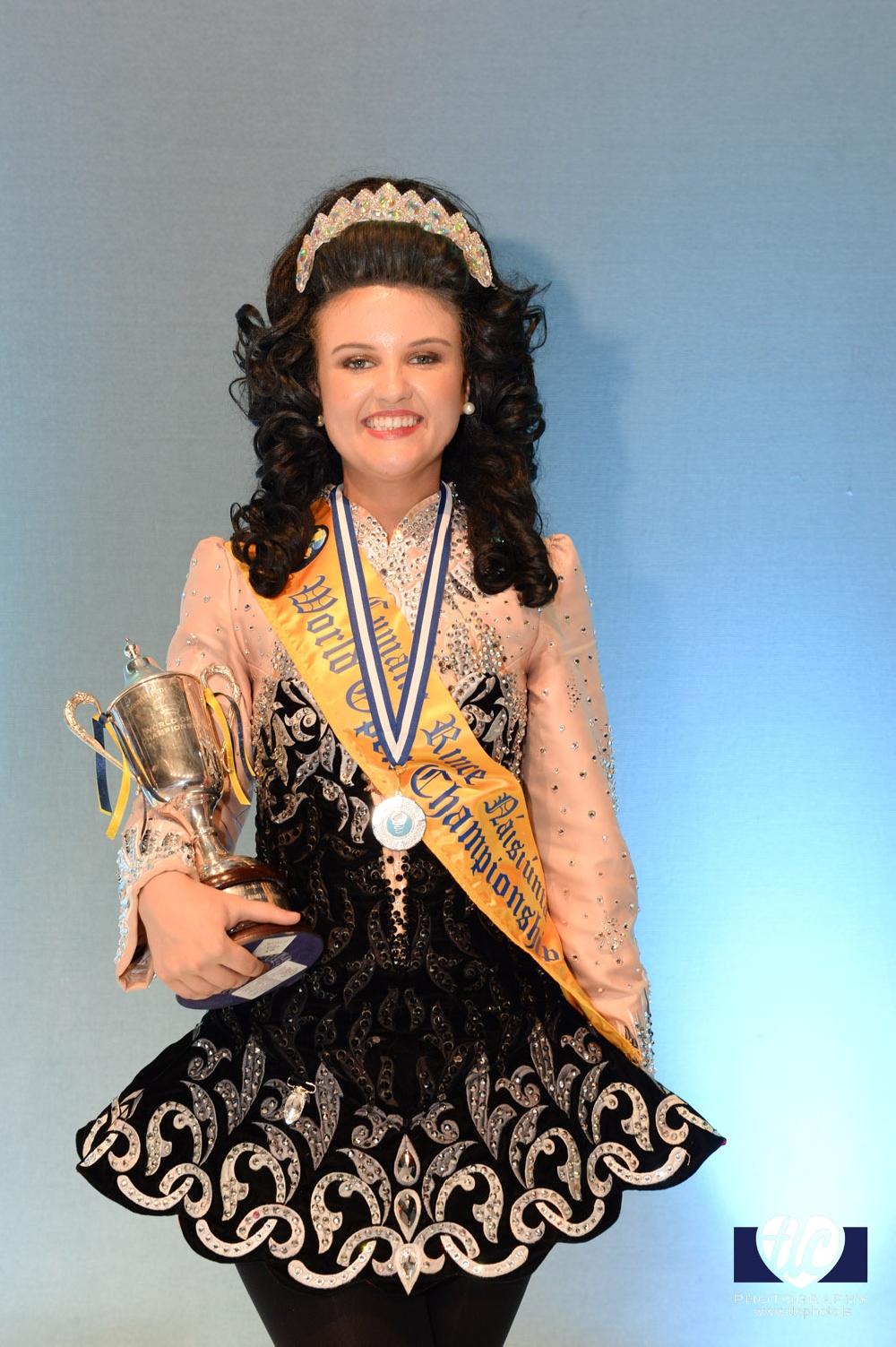 Ladies Under 21 prize winner